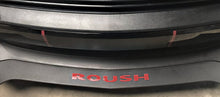 Load image into Gallery viewer, 2018-2020 Roush Front Splitter Letters
