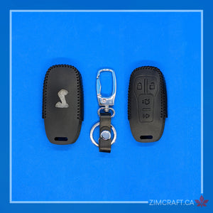 GT350 Handmade Leather Key-Case (2015-2017)