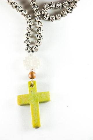 Serpentine Cross