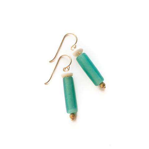 Quenched Earrings