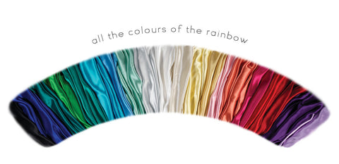 Our Range of Colours