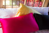 Charmeuse Silk Pillowcases