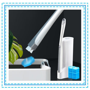 Disposable Toilet Cleaning Wand Set