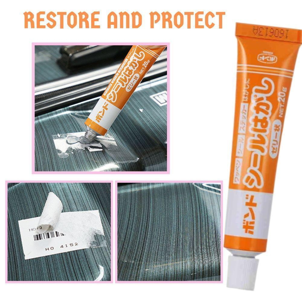 Easy Adhesive Removing Paste