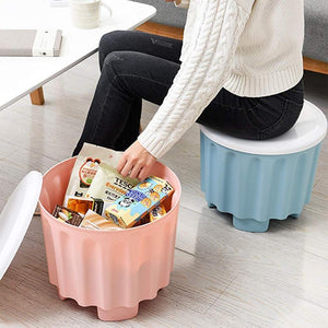 Stackable Storage Chair