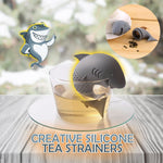 Creative Silicone Tea Strainers