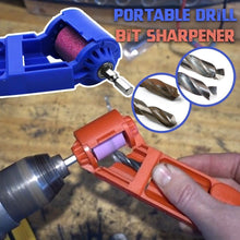 Load image into Gallery viewer, Portable Drill Bit Sharpener