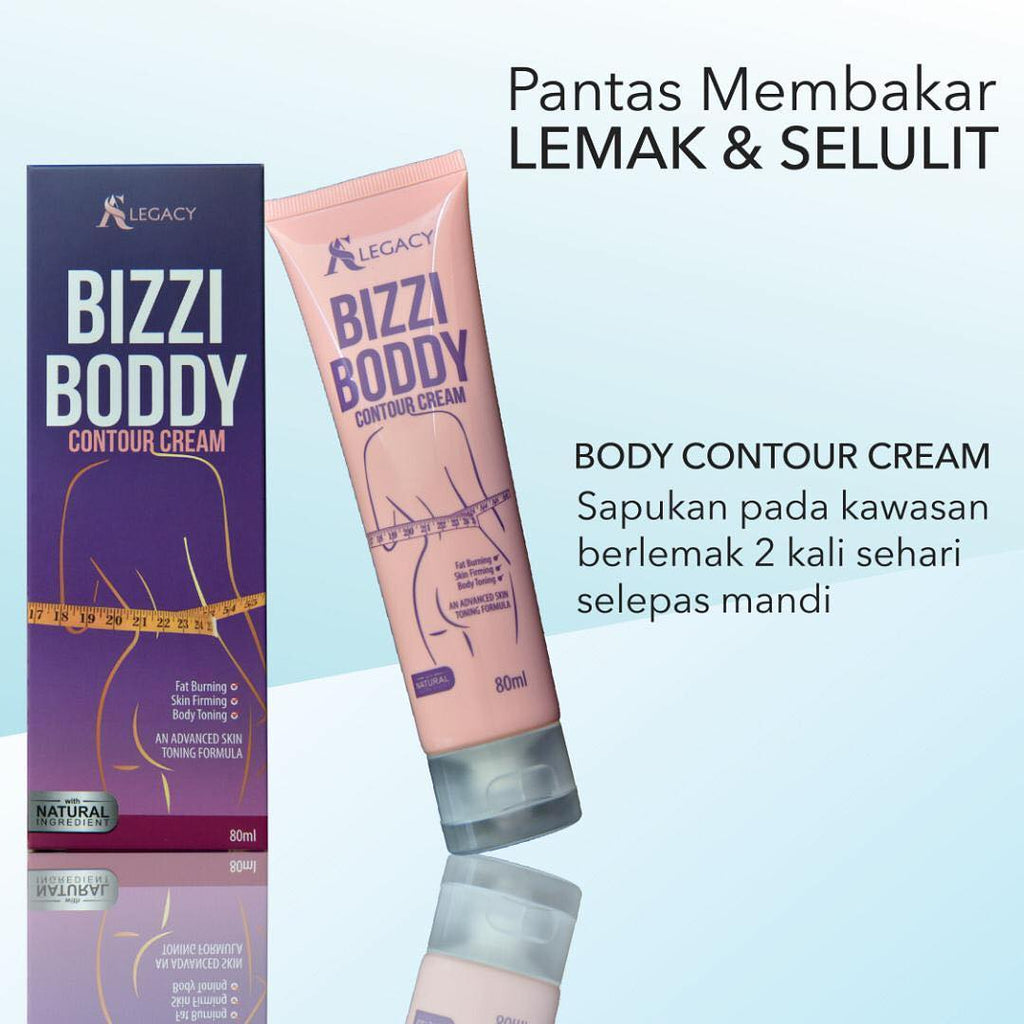 Bizzy Boddy Contour Cream