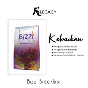 Bizzi Breakfast - AS LEGACY SINGAPORE-JOHOR BAHRU