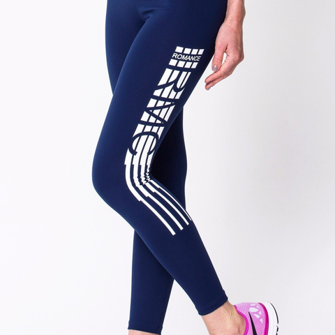 Navy Blue RMC Legging