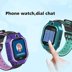 Kids Tracking SmartWatch with Camera