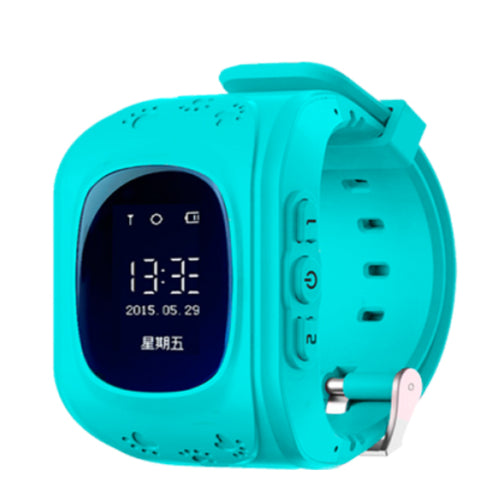 Q50 - SMARTWATCH FOR KIDS WITH GPS TRACKER