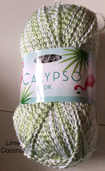 King Cole Calypso Double Knit Yarn