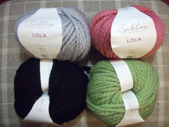 Sublime Lola Super Chunky Merino Wool