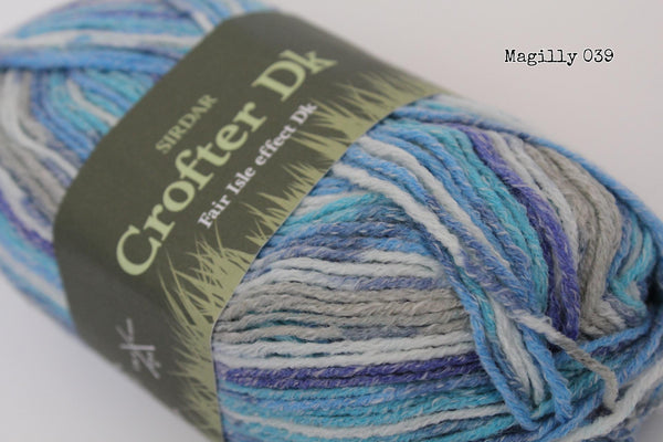 Sirdar Crofter double knit