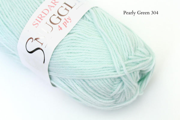 Sirdar Snuggly Baby 4ply