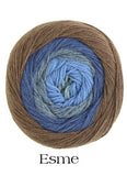 Sublime Eden Light Cotton Double Knit Cake Yarn