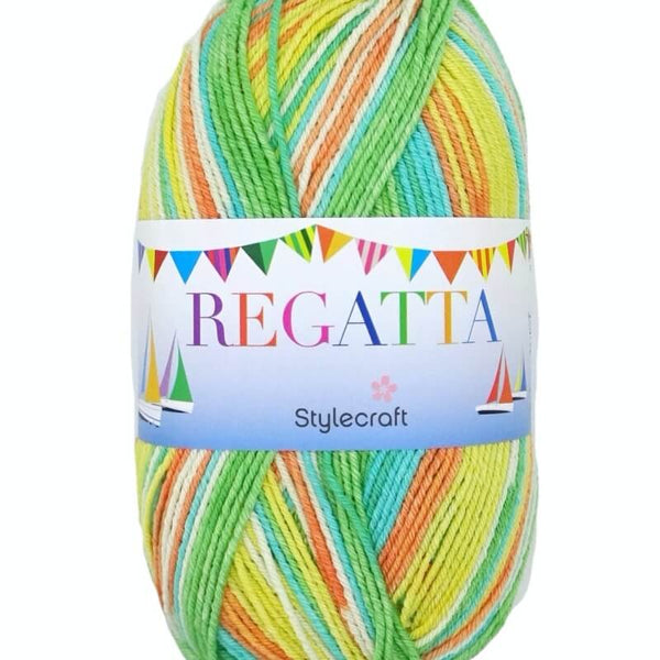 Stylecraft Regatta Double Knit Yarn