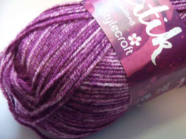 Stylecraft Batik Double Knitting Wool