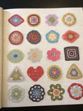 Granny Squares and Shapes Crochet Book