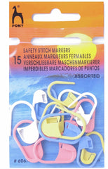 Safety Stitch Markers 15 per pack