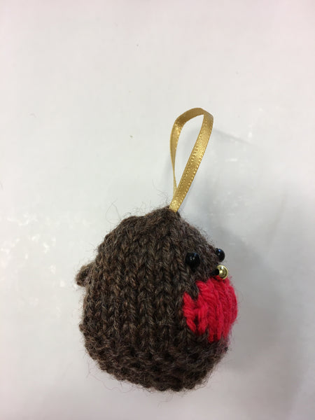 Knitted Christmas Decoration Kits
