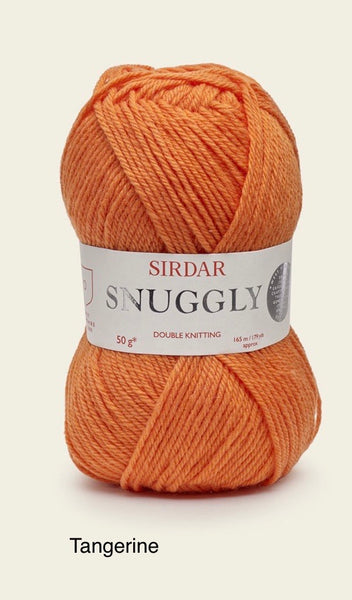 Sirdar snuggly double knit