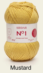 Sirdar No 1 Double Knit Yarn