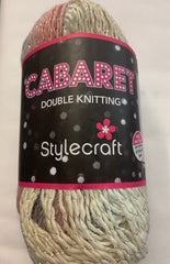 Stylecraft Cabaret Double Knitting Yarn