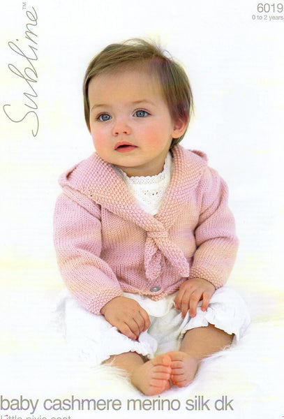 Sublime baby pattern 6019