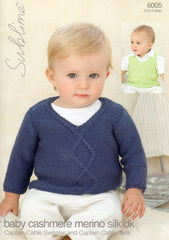 Sublime baby pattern 6005