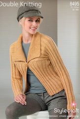 Stylecraft double knit pattern 8495