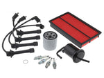 Service Kit, Oil Air Fuel Filters, Spark Plugs & Leads - Mazda MX-5 NA