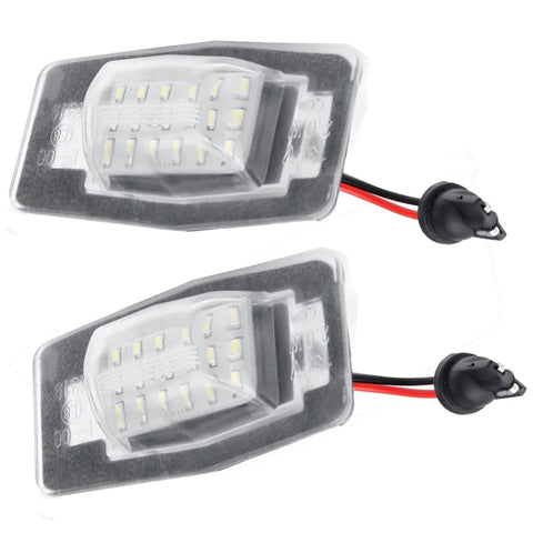 LED License Number Plate Light Kit - Mazda MX-5 NB