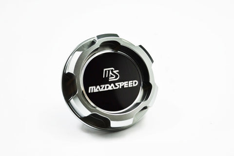 Mazdaspeed Aluminium Oil Cap - Mazda MX-5 NA/NB