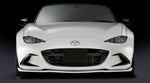 Front Bumper Duct Covers Carbon Fibre - Mazda MX-5 ND