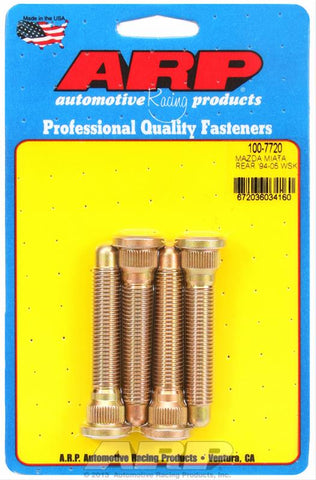 ARP Wheel Studs - Mazda MX-5 1.8 REAR