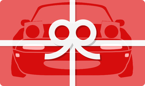 MX-5 Performance Parts Gift Card