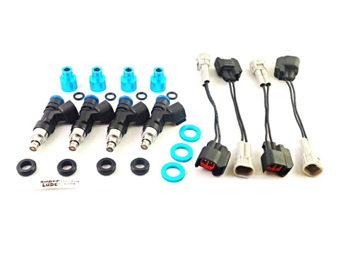 Flow Force 640cc EV14 Injectors kit - Mazda MX-5 NA/NB
