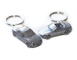 Steel Cast Keyring - Mazda MX-5