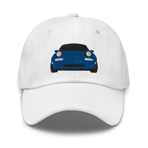Baseball Cap - NA MX-5 (Blue)