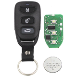 Replacement Remote Control Fob Keyless - Mazda MX-5 NB8B 01-05