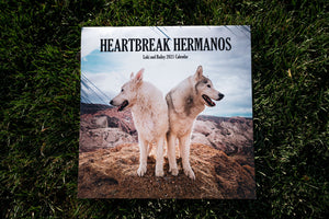2021 Heartbreak Hermanos Calendar