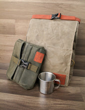 Load image into Gallery viewer, The Kibble Bag Khaki
