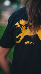 Run With The Pack Tee