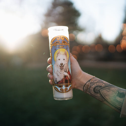 Mouse Candle - PREORDER
