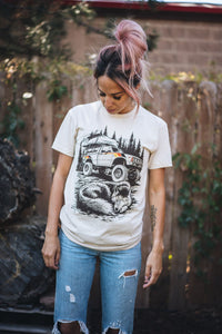 Camping in the 80's Tee
