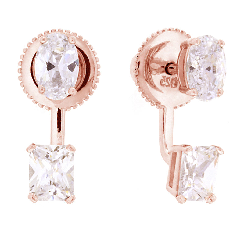 MIA EARRINGS – PINKGOLD