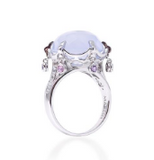 K Feonalita - Daydream with Chalcedony Ring by MORON