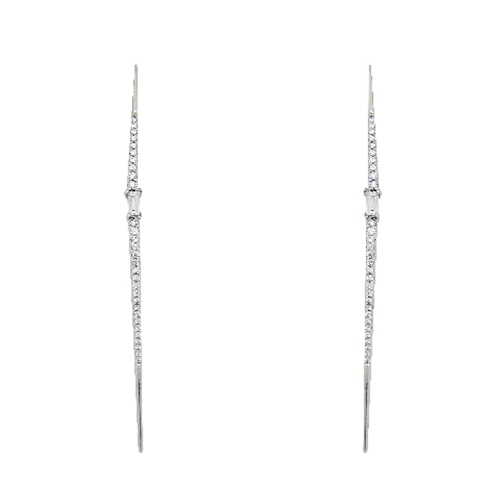 VIVIAN EARRINGS – SILVER